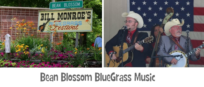 Bean Blossom Bluegrass Music