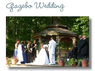 Nashville Indiana outdoor weddings